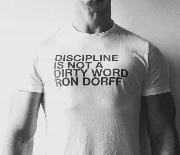 Incrementa tu disciplina